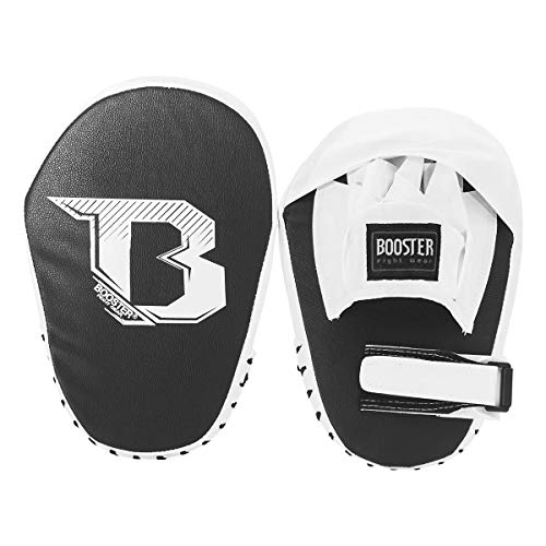 Booster Boxpratzen, PML-B, Curved, Focus Punching Mitts, MMA, Muay Thai Pads