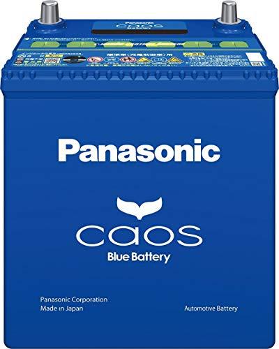 Panasonic (パナソニック) 国産車バッテリー Blue Battery カオス 標準車(充電制御車)用 N-80B24R/C7