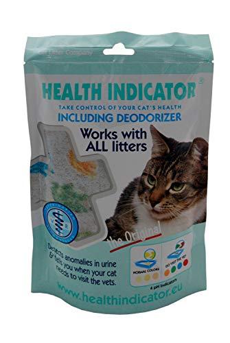 Cat Litter Company Health Indicator Katzenstreu Urintest Harntest Katze Indikator Krankheit Gesundheitstest 200gr