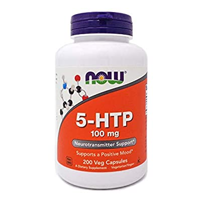 Now Foods, 5-HTP 100 mg Vegetarian
