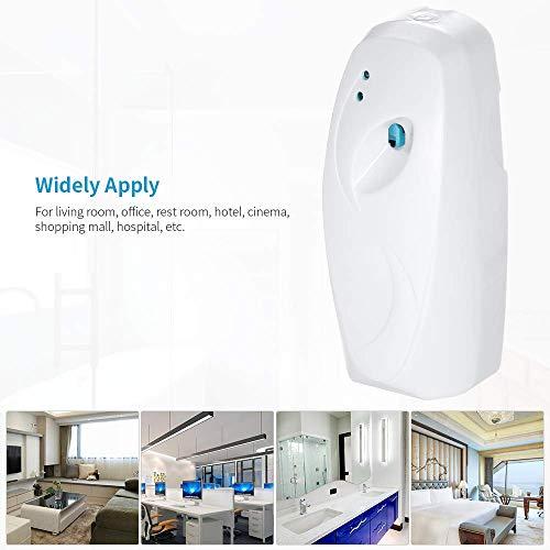 Gaocheng - Ambientador automático con Sensor de luz, pulverizador de Perfume para el hogar o el Hotel