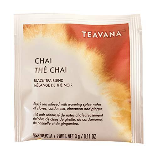 Starbucks Teavana Tea Sachets (The Chai, Pack of 24 Sachets)