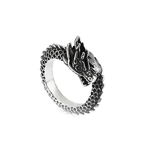 anillo de oro con rubies antiguo