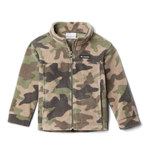 Columbia Baby Boys Zing III Fleece Jacket, Cypress Trad Camo (B) Print, 18-24 Months