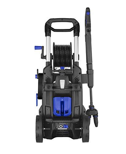 AR Blue Clean e-4 Twin Flow Idropulitrice ad Alta Pressione con Dualtech System (2500 W, 150 bar, 810 l/h)