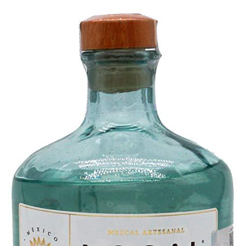 Mezcal Local Destilado con Corazón de Agave | Pechuga 42% (1 x 0.7 l) - 2