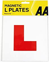 Aa Car Essentials L Plates Magnetic (1 Pair)