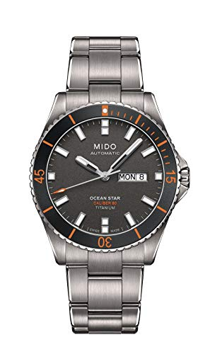 MIDO OCEAN STAR CAPTAIN RELOJ DE HOMBRE AUTOMÁTICO 42MM M026.430.44.061.00