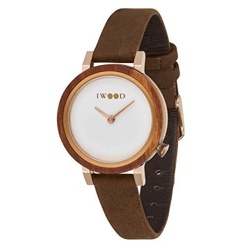 Reloj - IWOOD - Para - WH18-443