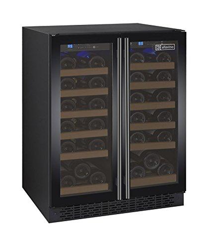 Allavino VSWR36-2BWFN Dual Zone Wine Refrigerator