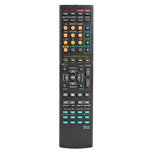 Demiawaking Telecomando Universale Intelligente di Ricambio per Yamaha RX-V363 RX-V463 RAV315