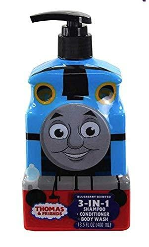 Thomas the Cheap mail Discount is also underway order shopping Train 3-in-1 Shampoo Conditioner Wash Bluebe Body -