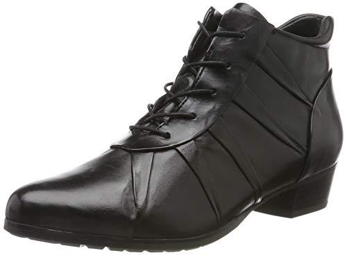 Gerry Weber Shoes Damen Carmen 16 Stiefeletten, Schwarz (Schwarz Mi12 100), 36 EU