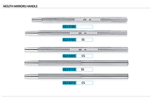 SD USA FDA TUV CE 1 Box Instruments Mirr Mouth 10PCS = Baltimore Mall Free shipping anywhere in the nation Dental