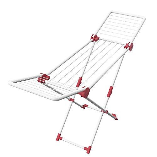decorwelt Artweger Wäscheständer Klappbar 105 Standtrockner Wäschetrockner Flügel Klein