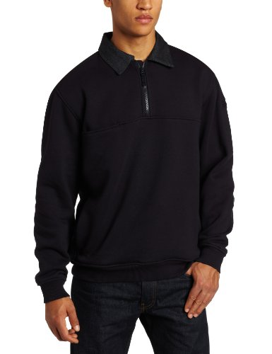 5.11 Tactical Job Shirt with Denim Details, Fire Navy, X-Large