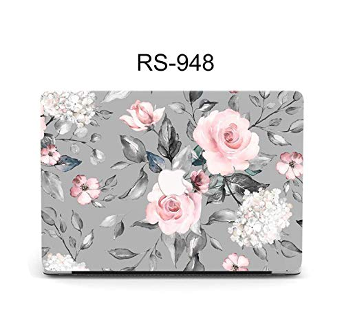 PrettyR Laptop Case for MacBook Air 13 11 Pro 13 Touch Bar 2020 A2289 mac Book 12 15' 2019 A1708 A2159 A2179 Hard Shell Cover-RS 948-Retina15.4 A1398