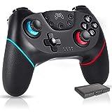 PiAEK Controller für Nintendo Switch Wireless Bluetooth Controller Nintendo Switch Kostenpflichtig...