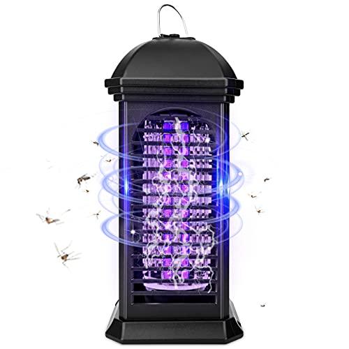 Alaintran Elektrischer Insektenvernichter Fliegenfalle Elektrisch Insekten-Mückenfalle 11w Moskito Killer Mückenlampe Wirksam zum Reduzieren Fliegender Insekten für Innen Schlafzimmer und Gärten