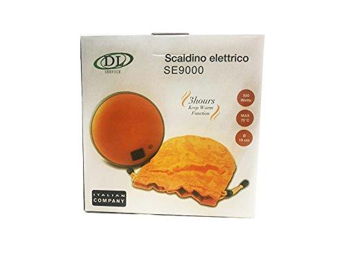 DL SERVICE SE9000 elektrische handwarmer met tas