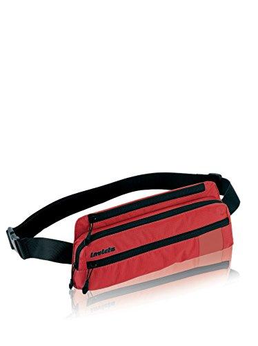 Marsupio Invicta, Big Waist Bag I Time, Rosso, Outdoor & tempo libero