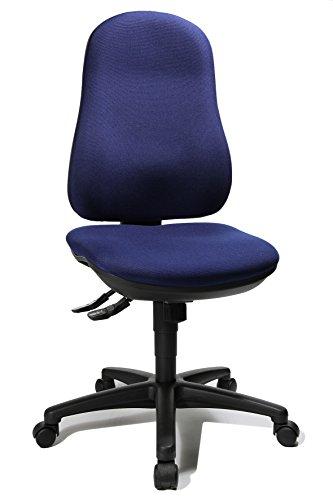 Topstar 8550G26 Support SY Drehstuhl, 14 kg, blau