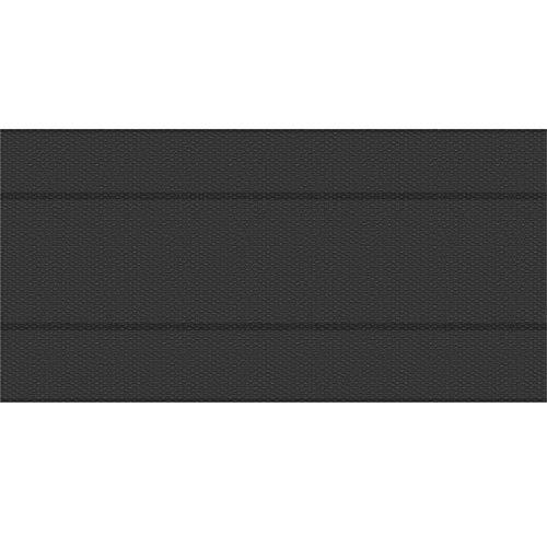 TecTake 800710 Mantas Solares para Piscina, Cubierta Rectangular Impermeable, Acortable, Negro - Varios Tamaños (5 x 10 m | No. 403100)