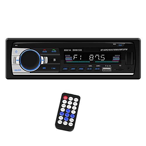 radio 1 din bluetooth fabricante MixMart