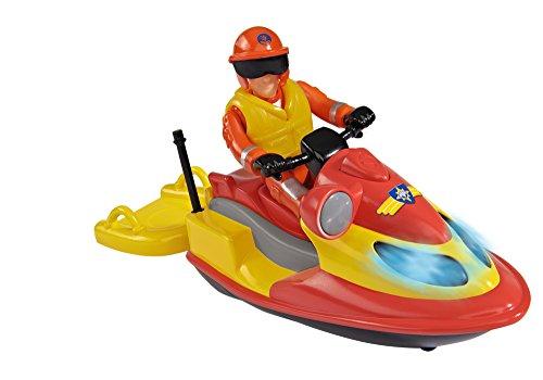 Fireman Sam Juno, Jet Ski con la Figura