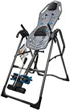 Teeter FitSpine X3 Inversion Table, Deluxe EZ-Reach Ankle System, Back Pain Relief Kit, FDA-Registered (X3A2)