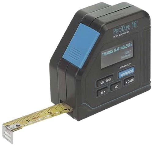 The Braille Store Talking Measuring Tape