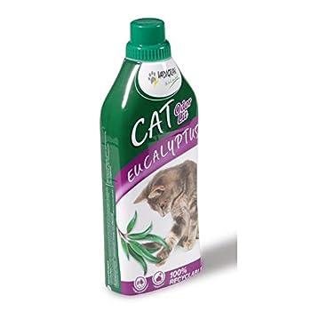 VADIGRAN Odorlit Litière pour Chat Eucalyptus 900 g