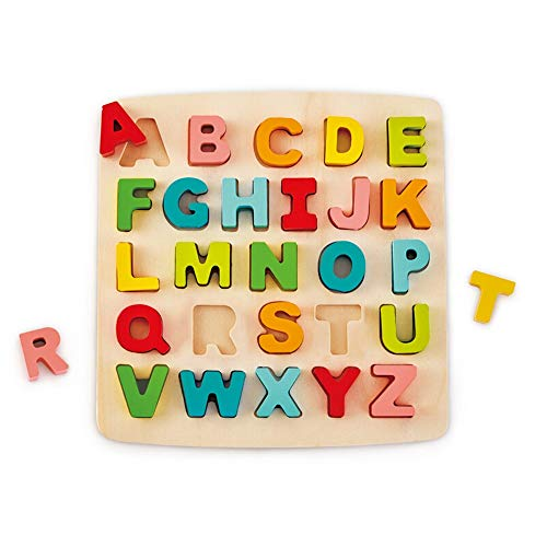 Affordable BWAM-TY Creativity Educational Children's Toys Wooden Jjgsaw Puzzle Alphabet Number Peg P...