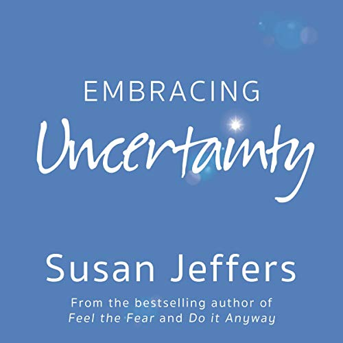 Embracing Uncertainty cover art