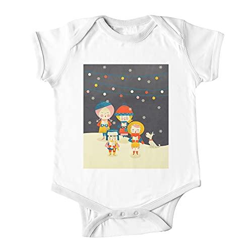 Huang Navidad villancicos cantantes bebé de una pieza
