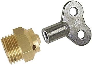 Boutt 1856236 C5+CLE4 - Purgador para radiador (05 x 10,
