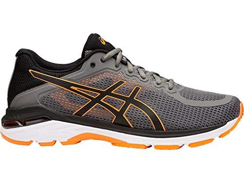 ASICS Zapatillas de correr Gel-Pursue 4 para hombre, gris (negro (Carbon/Black)), 40...