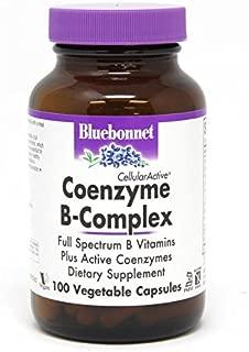 Bluebonnet Nutrition Cellular Active Coenzyme B-Complex, 100 Count