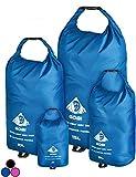 Outdoor Panda Dry Bags (Blau, 1 x 15L)