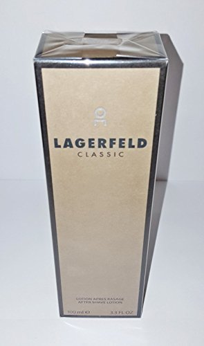 Lagerfeld Classic - 100ml After Shave Lotion