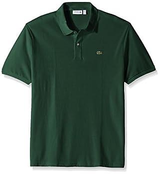 Lacoste Men s Classic Pique Slim Fit Short Sleeve Polo Shirt Green XXXXL