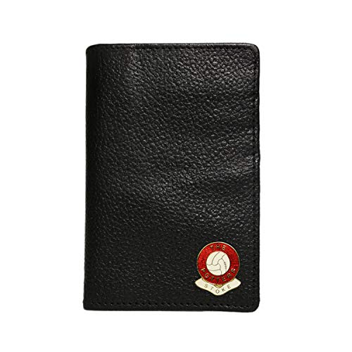 Stoke City Football Club Leather Credit Card case