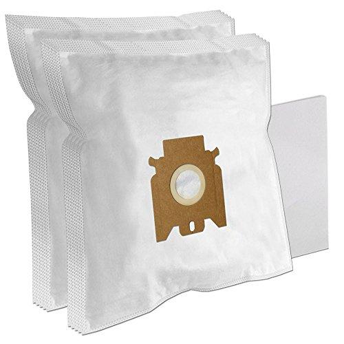 10 Staubsaugerbeutel geeignet für MIELE S227 - S 240i / S626 - S 626 / S5212 - S 5212 / S846 - S 846