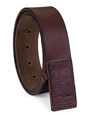 Timberland PRO Men's No-Scratch No Buckle Mechanic Belt, acorn, 40