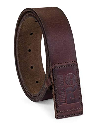 Timberland PRO Men's No-Scratch No Buckle Mechanic Belt, acorn, 38