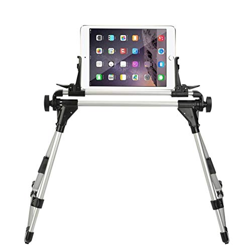allforyou Tablet Soporte de teléfono Titular de teléfono Ajustable Lazy Skep Desk Stopod Soporte de Escritorio Plegable para iPhone iPad Kindle Galaxy Tab Support