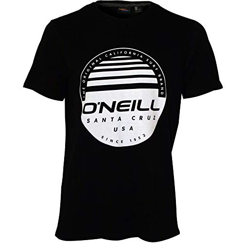 O'Neill Herren LM Horizon T-Shirt, Schwarz (Black Out), M