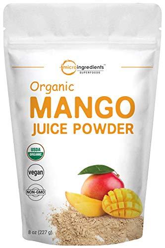 Micro Ingredients Organic Mango Juice Powder,...