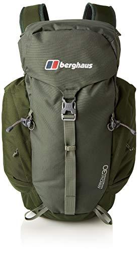 Berghaus Unisex-Adult Arrow 30 Tagesrucksack Reisetasche Rucksack Grün