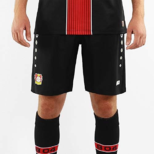 Jako Kinder Bayer 04 Leverkusen Short Home, (Saison 19/20), schwarz, 140, BA4418H